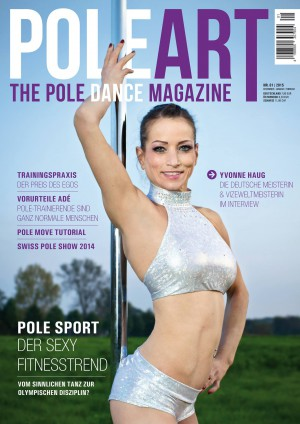 Sandra Reichel (PoleArt Magazin)