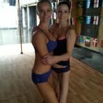 Benita & Yvonne