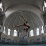 Yvonne Haug Pole Dance